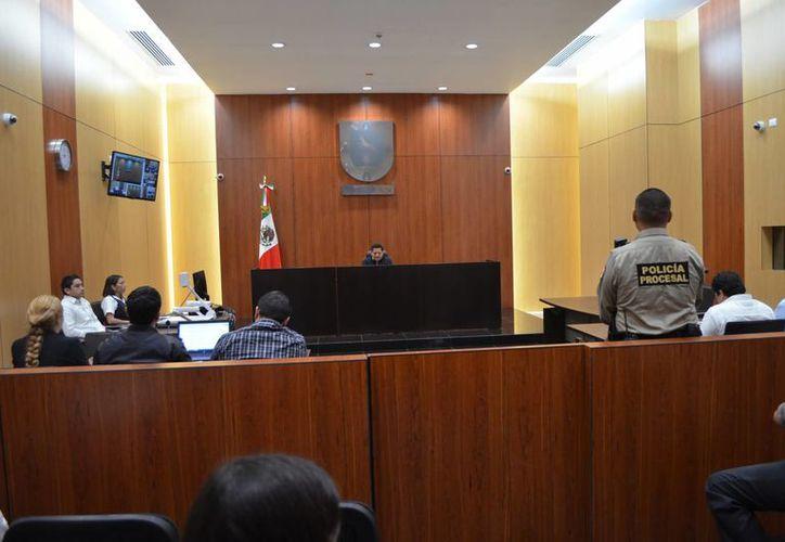Desde junio pasado se aplica en todos los municipios de Yucatán el nuevo sistema de justicia penal. (SIPSE)