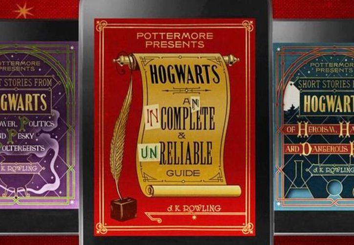 El sitio internet Pottermore de J.K. Rowling ofrece más hazañas para mantener viva la magia entre los fans de Harry Potter en todo el mundo. (syfy.es)