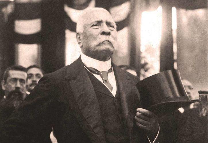 Porfirio Díaz fue presidente de México durante 34 años, de 1876 a 1911, el que más tiempo ha durado en ese puesto. (siempre.com.mx)