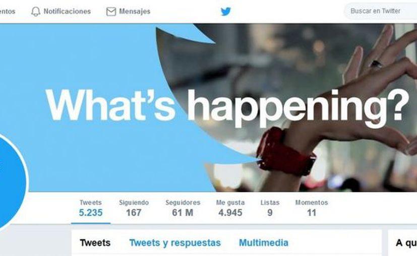 Entre los cambios más significativos se encuentra que las fotos de perfil ahora aparecen como iconos redondo. (Twitter).