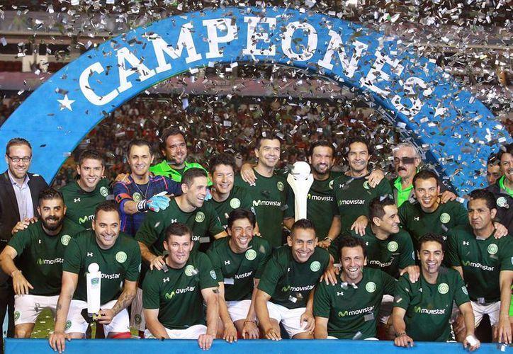 México fue el cuadro triunfador del partido amistoso realizado en el estadio 'Corregidora' de Querétaro. (Notimex)