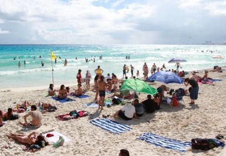 El turismo de Quintana Roo ha presentado cifras excelentes de ocupación hotelera en febrero. (Redacción/SIPSE)