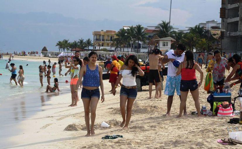EL turismo que llega a la Riviera Maya se identifica con la sustentabilidad en la que trabajan varios centros de hospedaje. (Octavio Martínez/SIPSE)