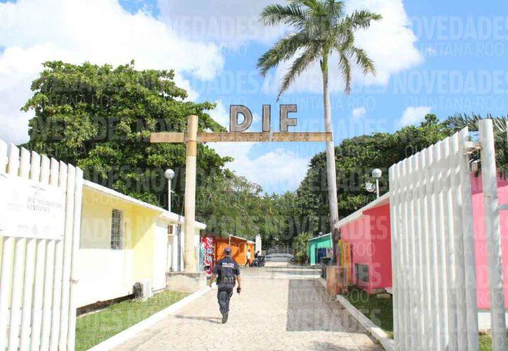 El coordinador del área de Salud Mental ofreció las estadísticas oficiales del DIF municipal. (Daniel Pacheco/SIPSE)