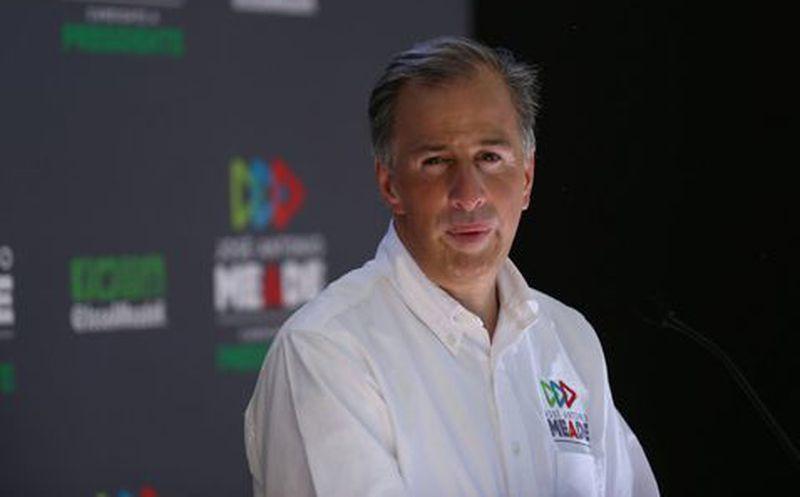 José Antonio Meade, inició la semana con una petición para su rival de Juntos Haremos Historia, Andrés Manuel López Obrador. (Milenio)