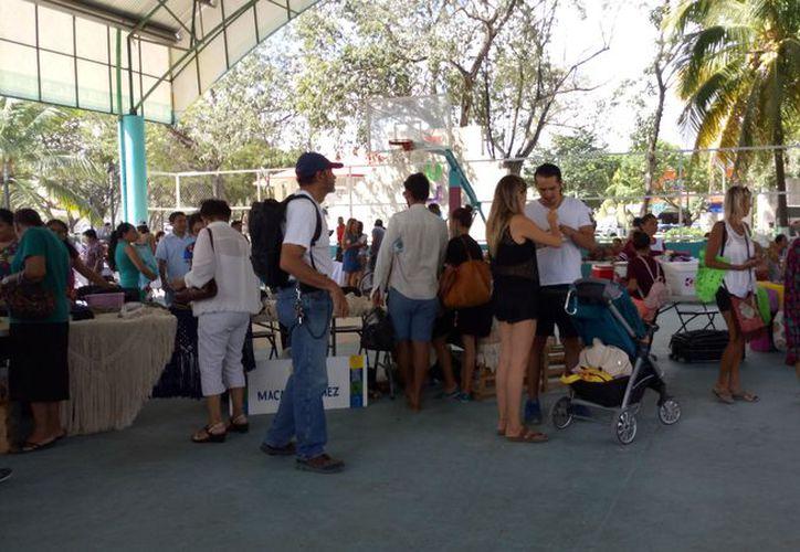 El objetivo del proyecto es mover la economía de la zona maya. (Sara Cauich/SIPSE)
