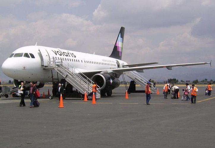 La aerolínea contará desde Cancún con una oferta hacia 11 destinos nacionales. (Archivo/SIPSE)