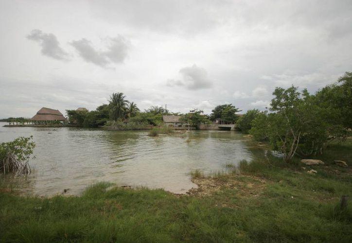 Huay-Pix, una de las localidades olvidadas por el Ayuntamiento capitalino. (Harold Alcocer/SIPSE)