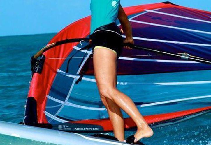 Demita Vega, atleta quintanarroense, se enfila a los Juegos Olímpicos del 2016. (Redacción/SIPSE)