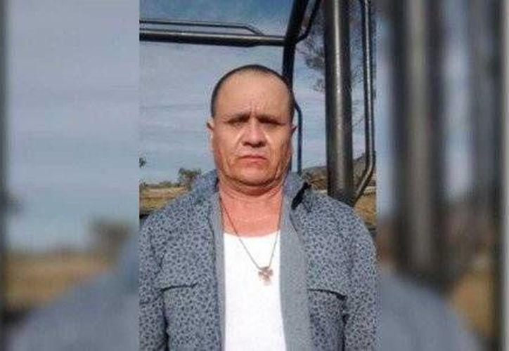 Sergio Huerta Tena fue detenido en una brecha rumbo a La Huacana, Michoacán. (Imagen de quadratin.com.mx)