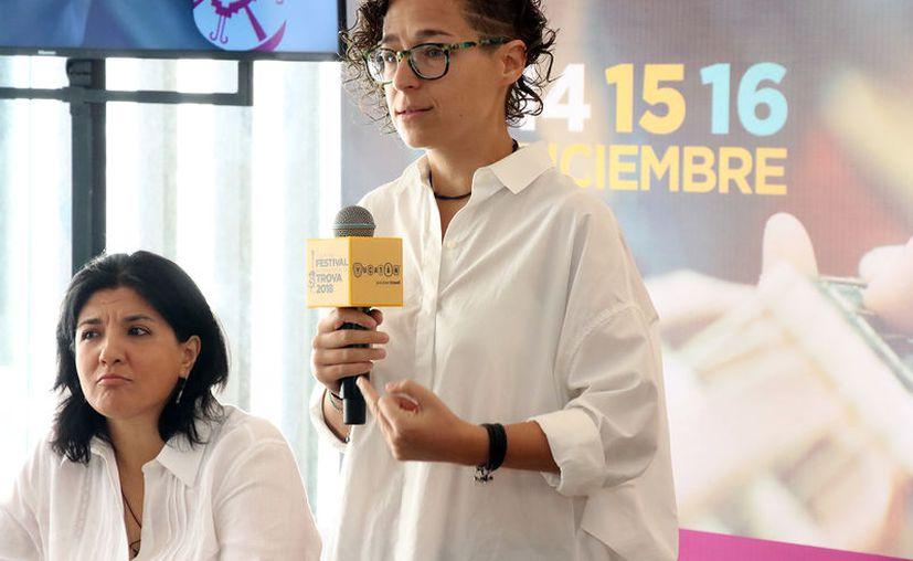 La secretaria de Promoción Turística, Michelle Fridman Hirsch, señaló que se necesita promover a Yucatán como un destino de gran nivel internacional