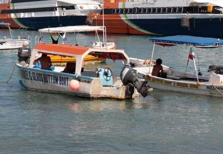 Este programa será de gran apoyo para la economía familiar de cientos de pescadores. (Cortesía/SIPSE)