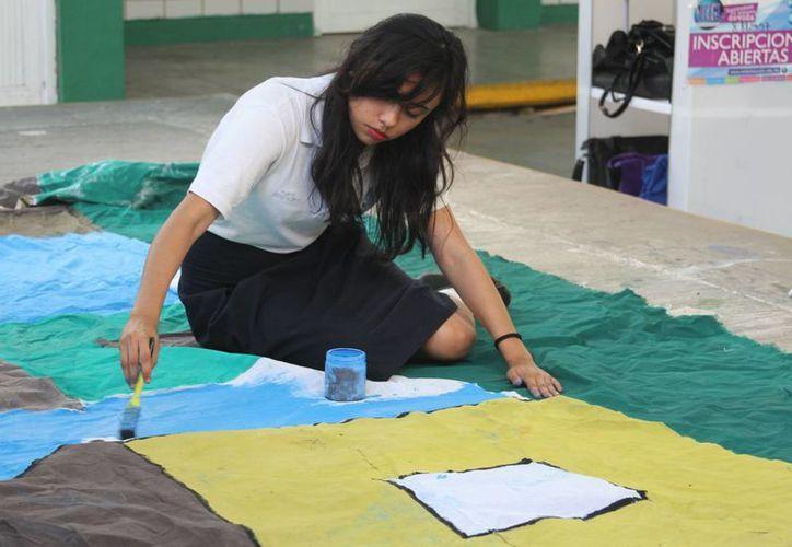 En 2013 se realizó la última justa estatal interbachilleres en Chetumal. (Victoria González/SIPSE)