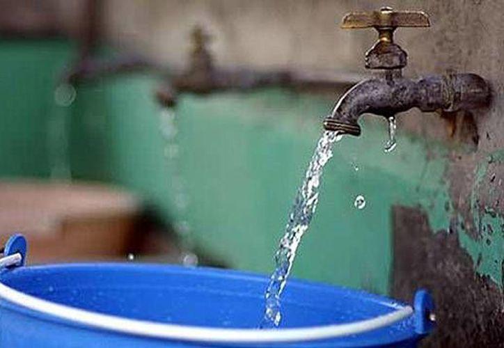 Varias colonias de Chetumal han sufrido el desabasto de agua potable por el robo de cables de alta tensión. (Contexto/Internet)