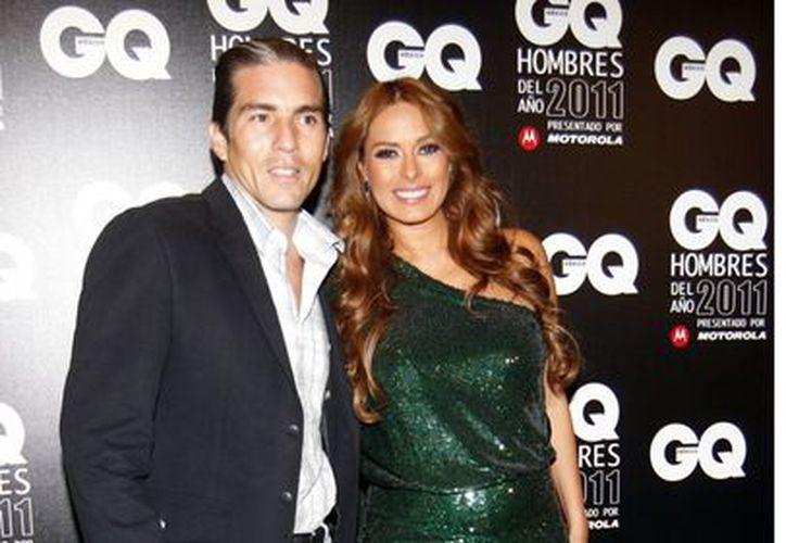 TV Notas publicó que Montijo le prestó más de 3 mdp a su marido para una campaña política. (REFORMA)