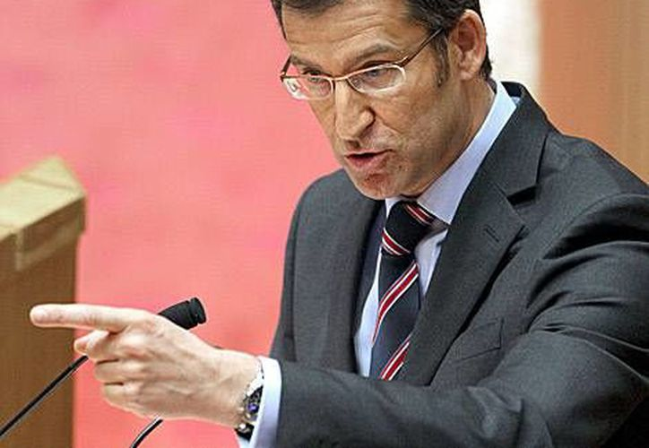 Alberto Núñez Feijóo subrayó que los hoteles flotantes pueden tener un valor de casi 300 millones de euros. (elmundo.es)