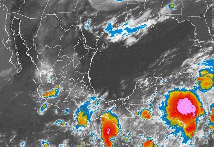 Para hoy se esperan tormentas fuertes en Chetumal. (Conagua)