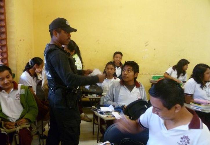 Convocan a las escuelas para que de forma voluntaria retomen el operativo. (Tomás Álvarez/SIPSE)