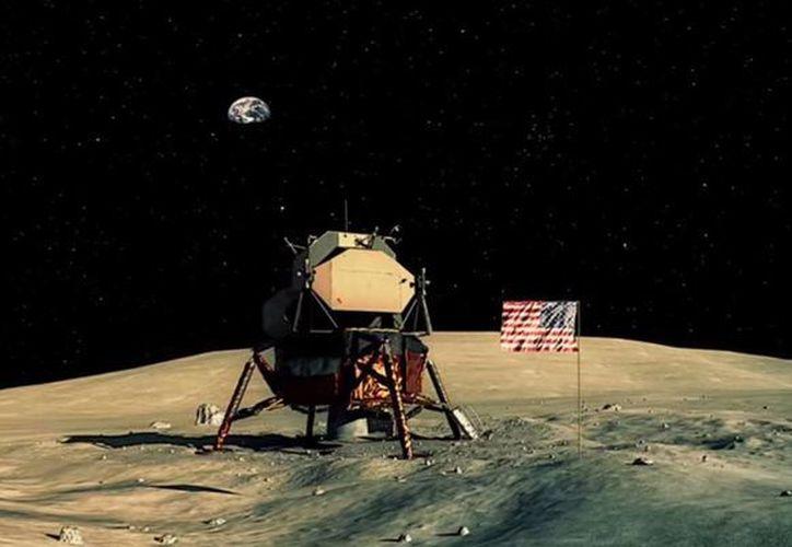 El proyecto ganador será asesorado por ingenieros que participaron en la primera carrera espacial hacia la Luna. (Captura de pantalla/YouTube)