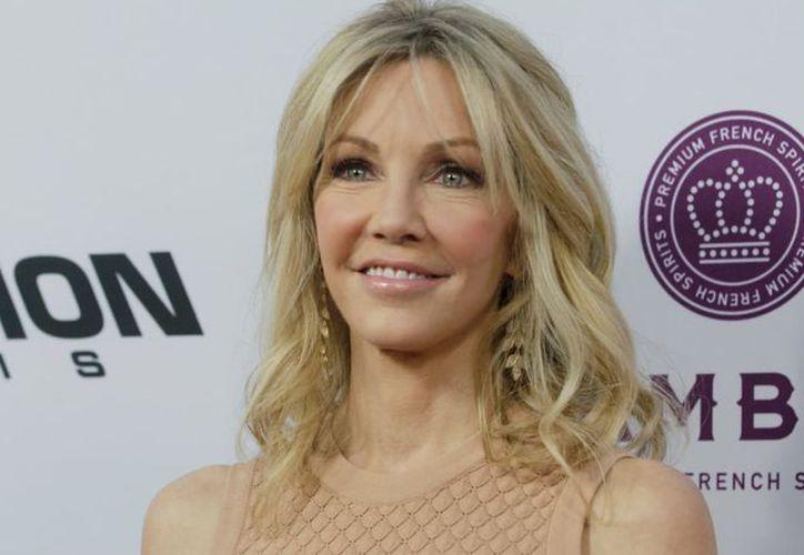 La actriz Heather Locklear fue detenida por agredir a su novio y a tres policías. (Foto: The Daily Beast)