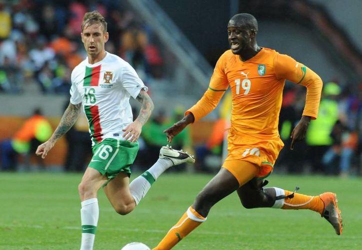 El marfileño Yaya Touré, de 31 años, es el único jugador africano nominado. (ole.com.ar/Foto de archivo)