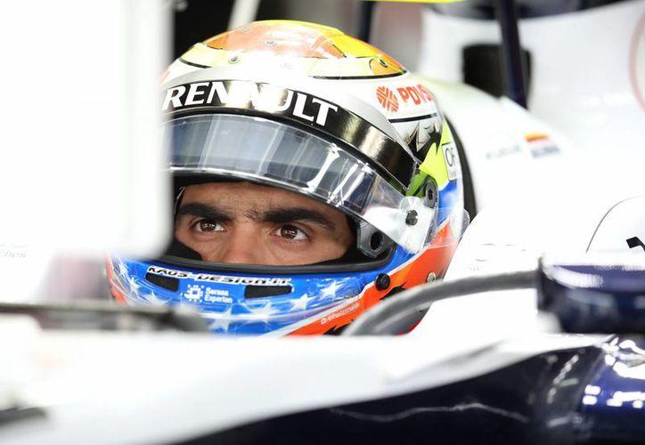 """El piloto venezolano Maldonado dijo que para él es """"una oportunidad fantástica"""" incorporarse a Lotus. (EFE/Archivo)"""