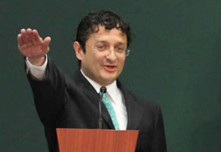Virgilio Andrade es considerado un amigo personal de Luis Videgaray, actual titular de Relaciones Exteriores. (Foto: Internet)