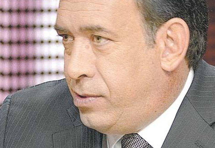 Humberto Moreira Valdés, ex gobernador de Coahuila. (Milenio)