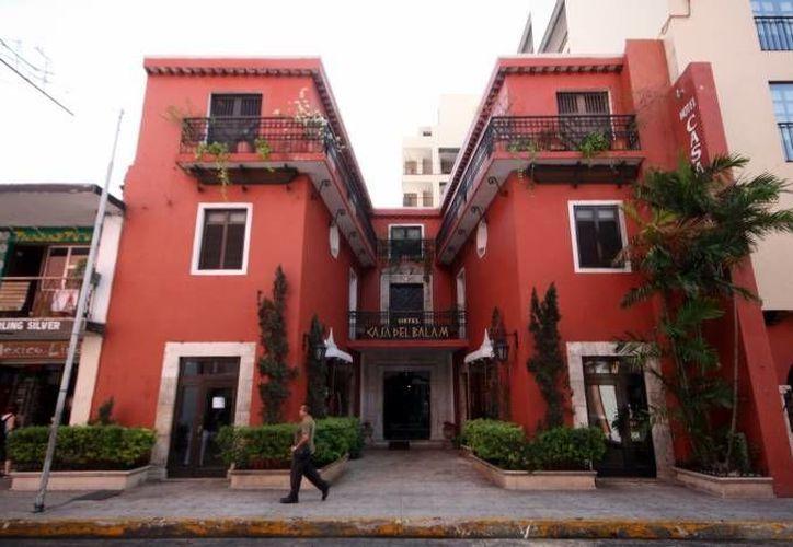Yucatán cuenta con tres mil 775 cuartos de hotel. (Archivo/SIPSE)