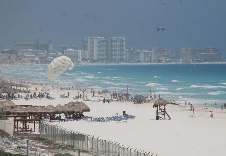 Moon Palace o Cancún Center, podrían ser sede del evento, se espera la última palabra del Consejo de Promoción Turística de México. (Jesús Tijerina/SIPSE)