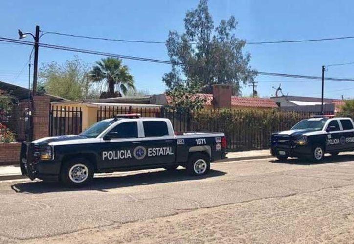 En el callejón Aguascalientes, colonia Santa Clara, se registraba actividad sospechosa. (Foto: Internet)