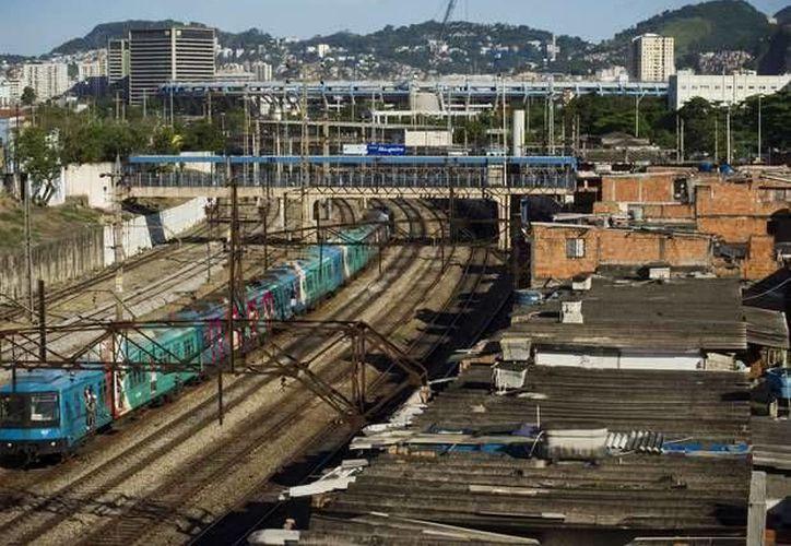 Las obras en Río de Janeiro han sido cuestionadas por el Comité Olímpico Internacional. (AP)