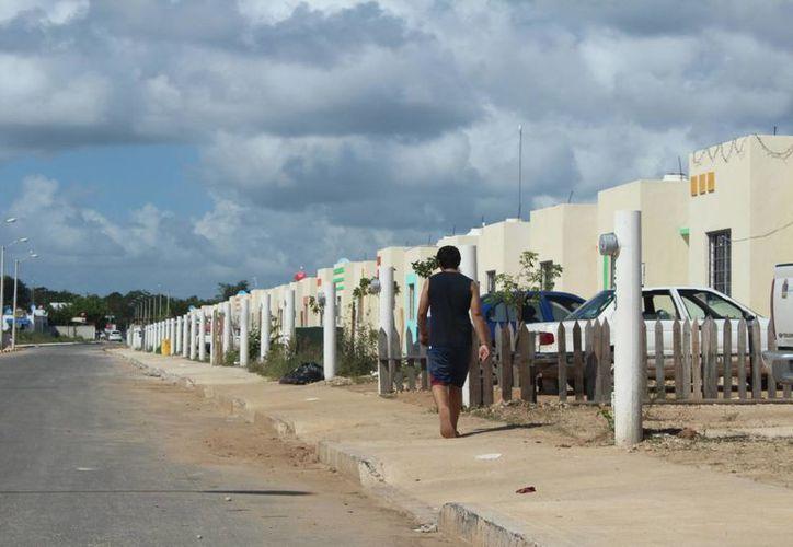 Los tres fraccionamientos del Caribe, ubicados al norte de la capital son los sitios donde roban más registros. (Ángel Castilla/SIPSE)
