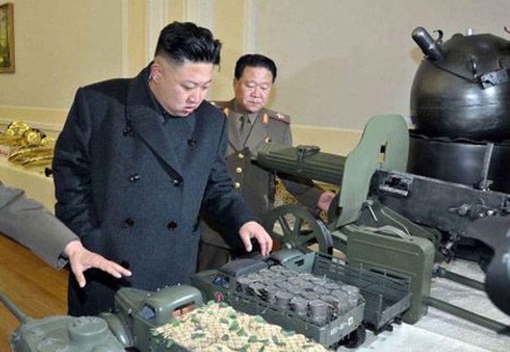 Corea del Norte, ha alarmado al mundo con dos pruebas nucleares. (Globovisión).