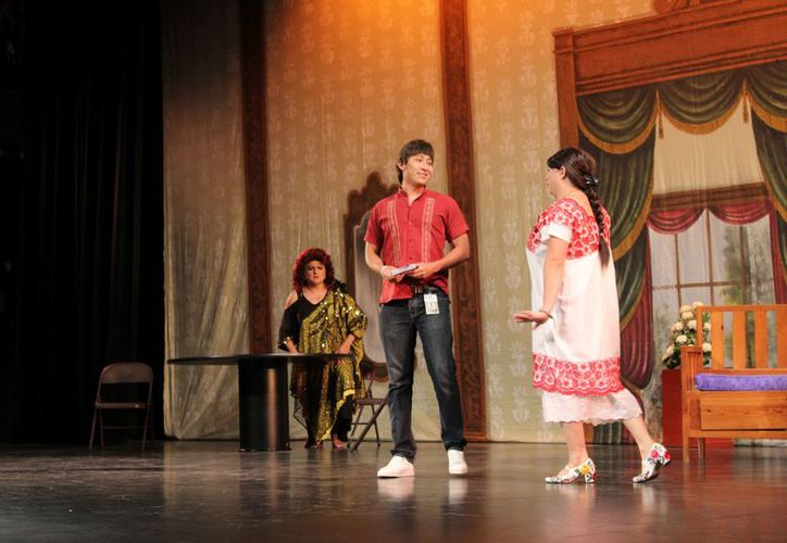 El show será presentado en el Teatro de Cancún. (Faride Cetina/SIPSE)