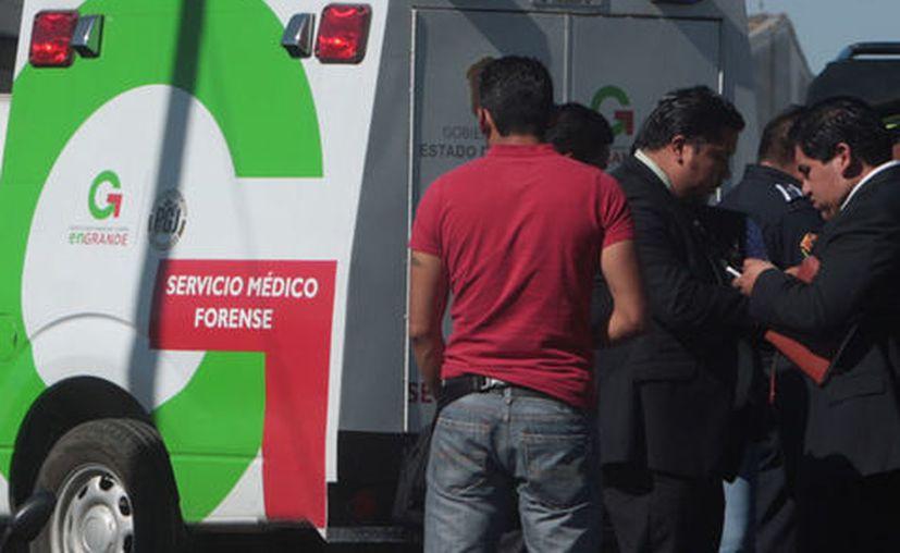 Una mujer fue encontrada sin vida y encobijada, en Chimalhuacán. (Milenio.com)