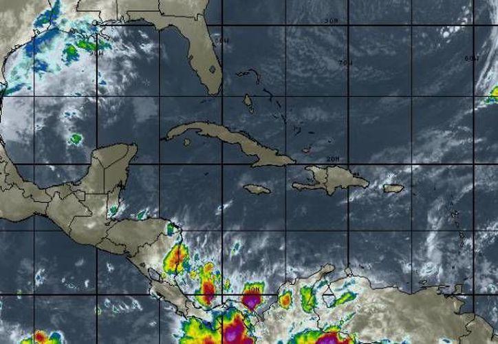 Se prevé que Cancún tendrá un ambiente caluroso. (Intellicast)