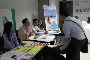 Realiza CTM feria del empleo en Cancún