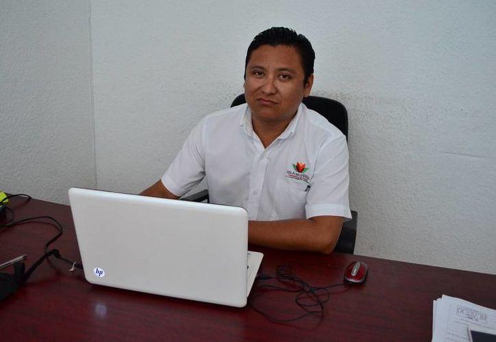 Sebastián Escobedo Jiménez, coordinador del curso sobre los criterios de una visita verificación de la Profeco. (Redacción/SIPSE)