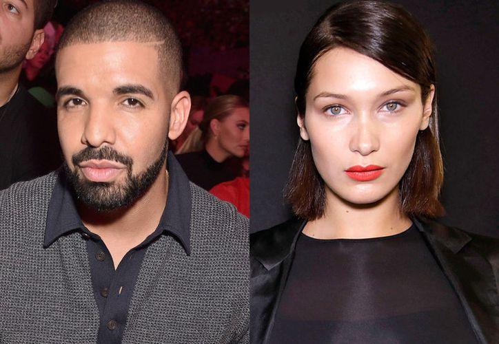 A principios de esta semana Drake fue visto asistiendo a la fiesta de cumpleaños de Bella. (Getty Images)