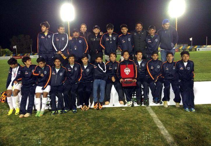 La Selección Yucatán, subcampeona nacional Sub-15. (Milenio Novedades)