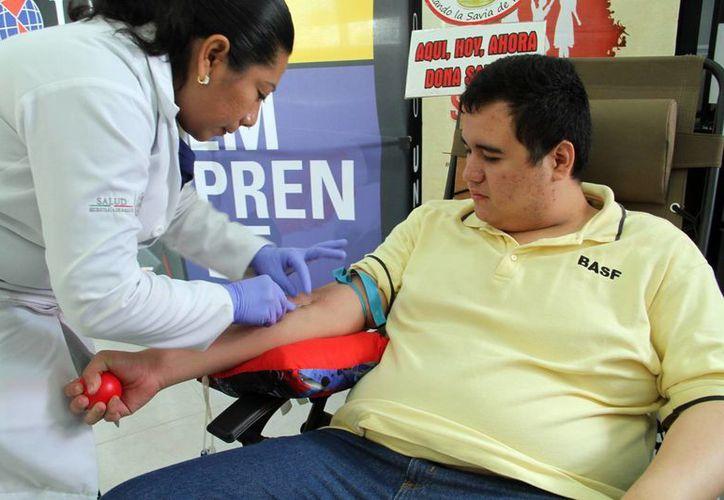 Este 14 de junio se realizará una donación masiva de sangre en conmemoración del Día Mundial del Donante de Sangre. (Milenio Novedades)