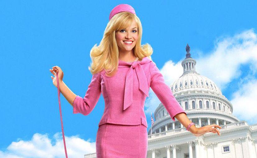 La estrella quiere volver a ponerse en la piel de Elle Woods. (Foto: Contexto/Internet)