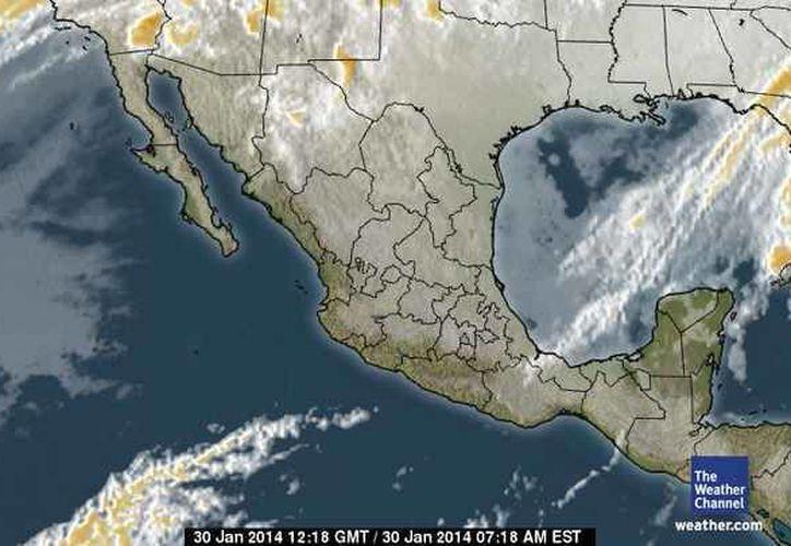 El tiempo probable Quintana Roo será de cielo medio nublado a nublado y lluvias ligeras. (espanol.weather.com)
