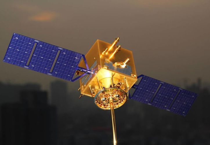 El satélite destruido tenía un valor de 300 millones de dólares. (Redacción/SIPSE)