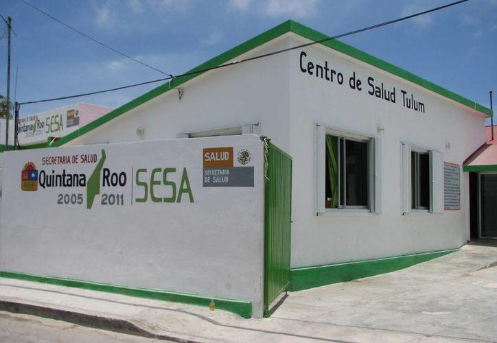 Los servicios médicos del Hospital de la Sesa se han visto rebasados por la demanda de enfermos. (Rossy López/SIPSE)