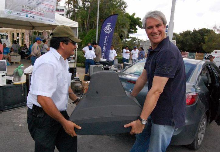 El actor Gerardo Murguía colaboró en el programa. (Milenio Novedades)