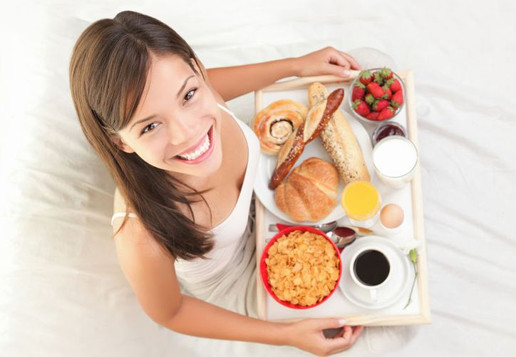 ¿Qué es lo que debes desayunar?