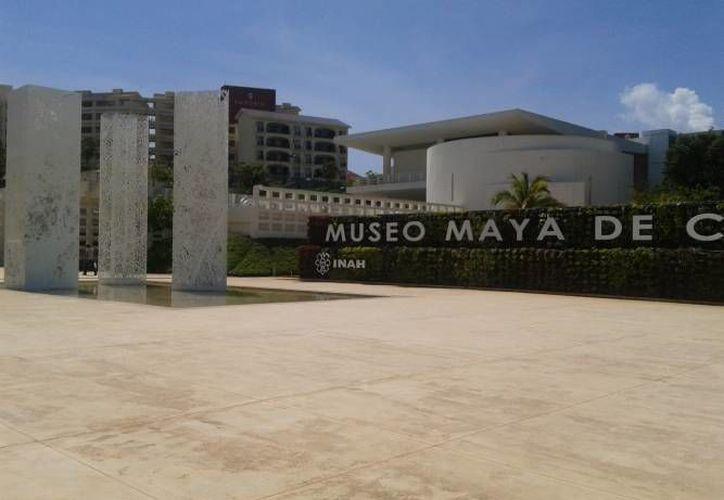 El 2 de noviembre de 2012 fue inaugurado en Museo Maya de Cancún. (Tomás Álvarez/SIPSE)