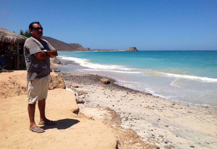 El desarrollo turístico se estaba realizando en una de las pocas áreas arrecifales del Pacífico. (Excélsior)